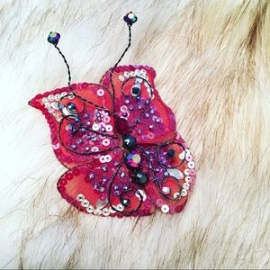Accessories - Butterfly Hair Pin